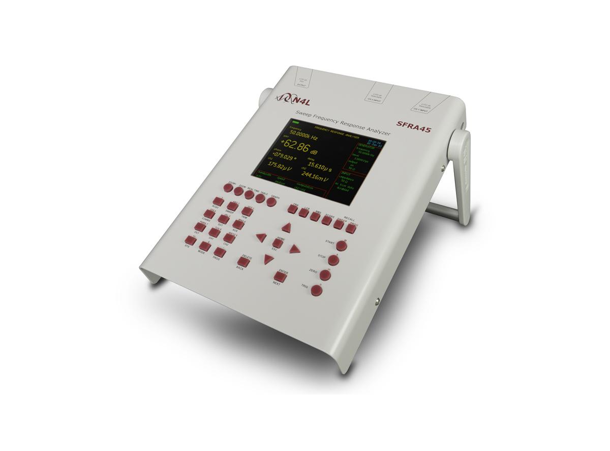 Thiết bị phân tích đáp ứng tần số SFRA-45