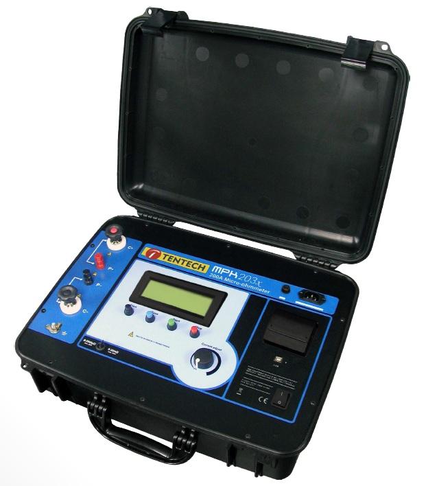 Thiết bị đo điện trở dòng cao MPK203x